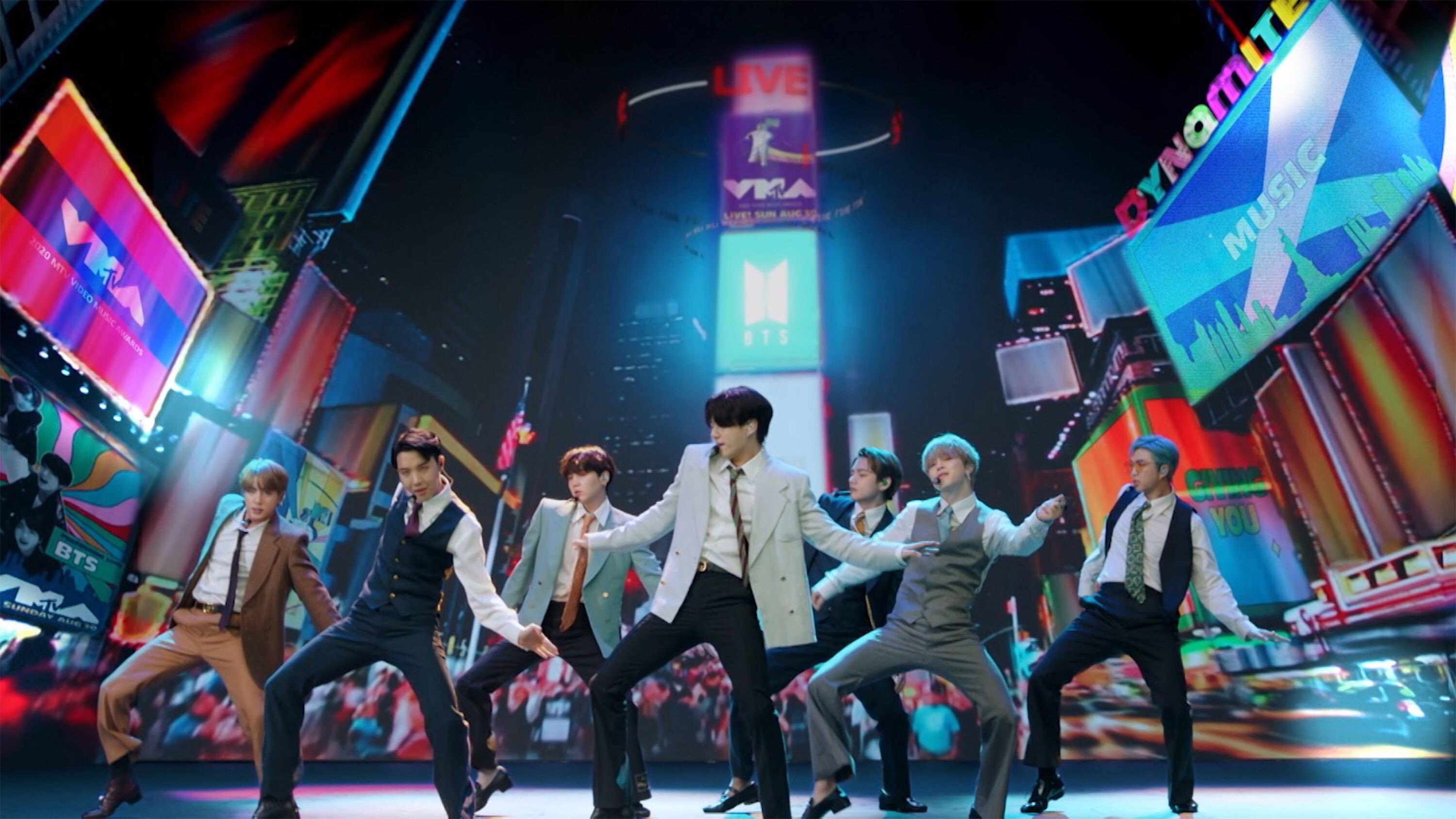 Dynamite And An Army How K Pop S Bts Invaded The Us Billboard Charts South China Morning Post