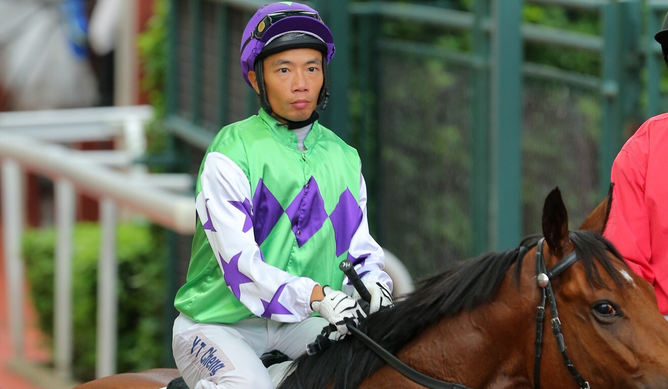 Howard Cheng heads out for one of his last Hong Kong rides in October 2016.