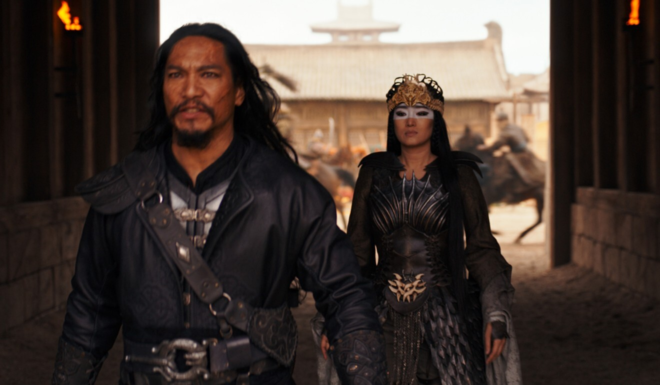 Xianniang (right) wants to build a kingdom where strong women are accepted for who they are. Photo: Disney Enterprises/TNS
