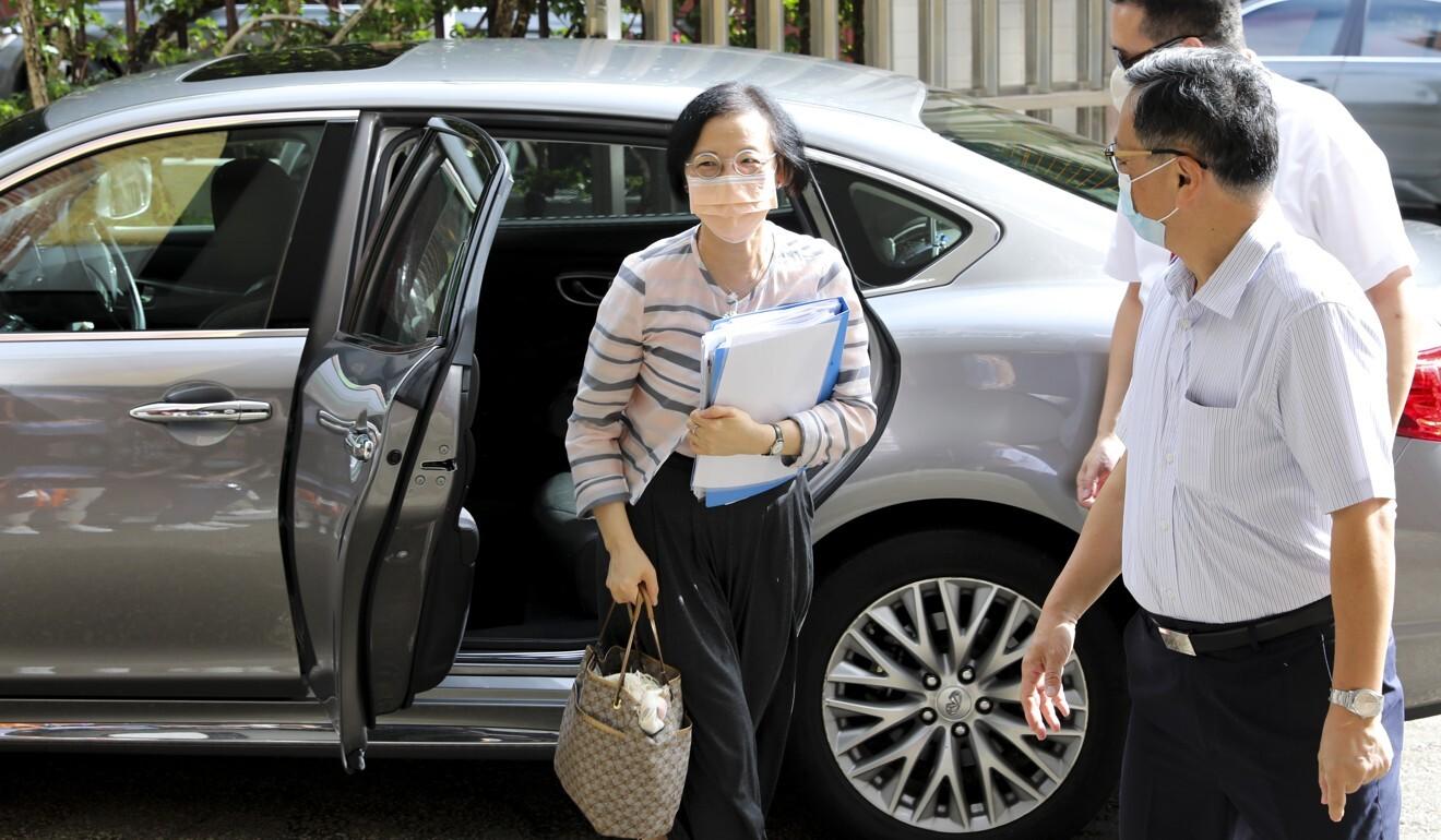 Health minister Professor Sophia Chan has urged Hongkongers to remain vigilant against the disease during the upcoming holiday. Photo: May Tse