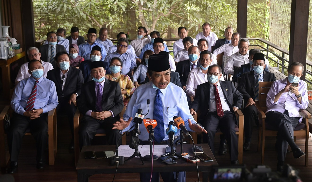 Musa Aman rallied defectors in Sabah's legislature, leading to its dissolution and the upcoming state polls. Photo: AP