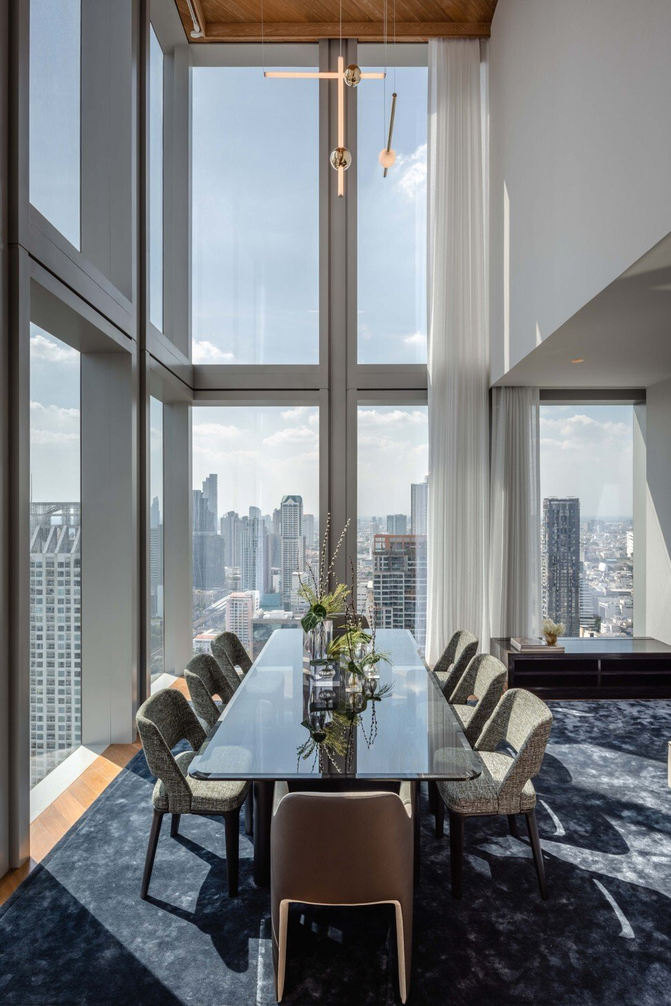 Foreign buyers are taking advantage of promotions on the last remaining residences at The Ritz-Carlton Residences, Bangkok. Photo: handout