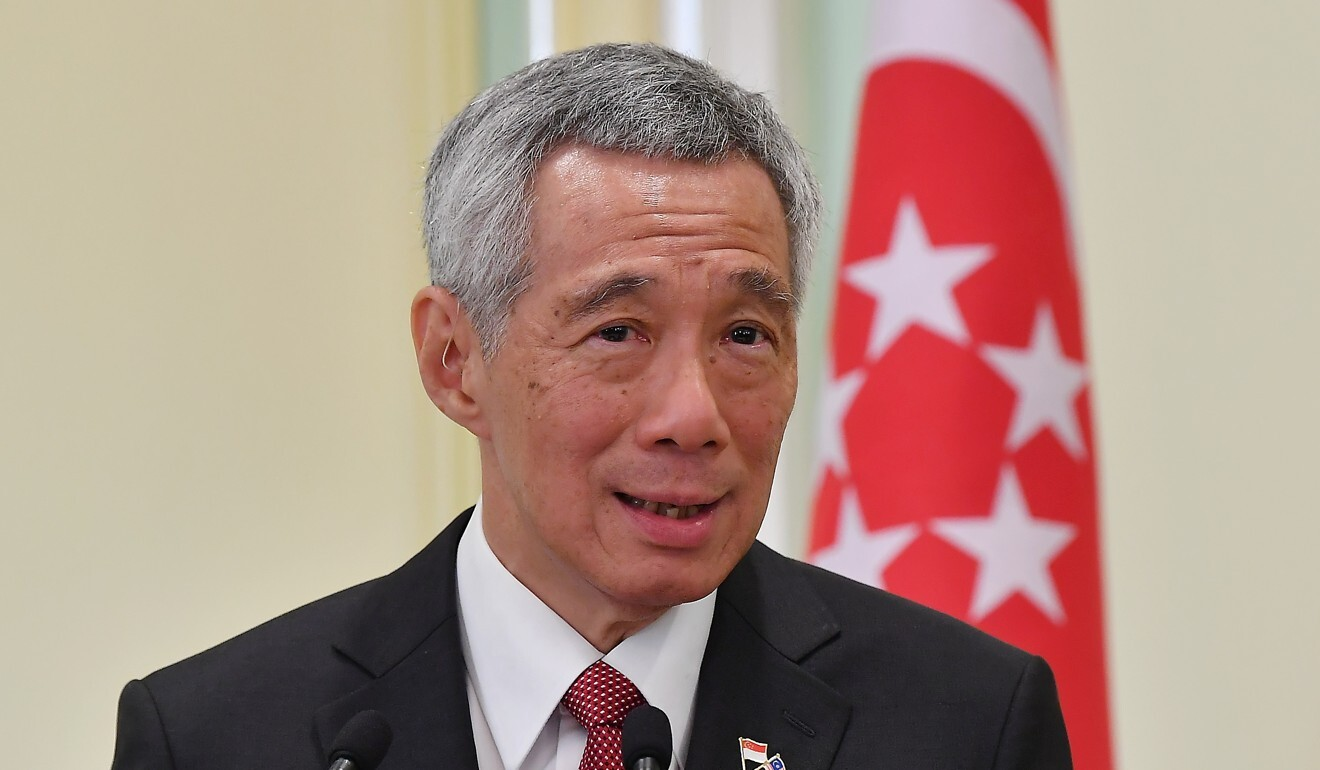 Singaporean Prime Minister Lee Hsien Loong. Photo: DPA