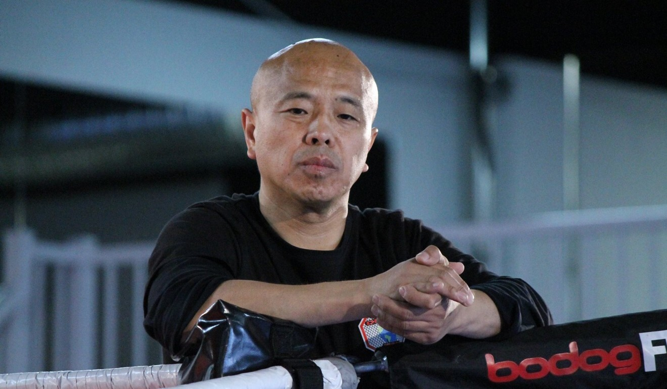 Paul King Jin was wounded during a shooting last week in a Richmond, BC restaurant. Photo: World Champion Club