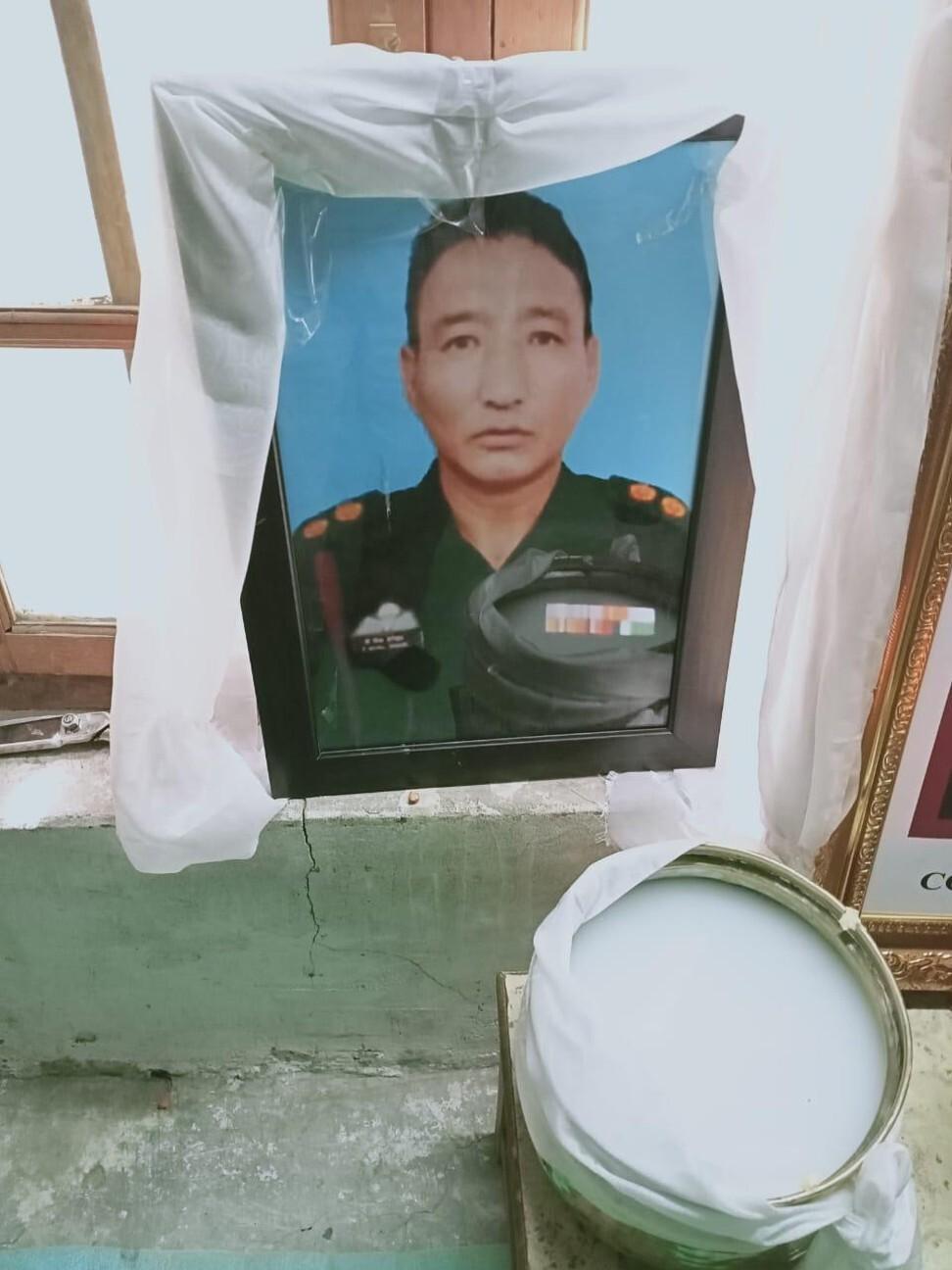 Tenzin Nyima. Photo: Dawa Dolma