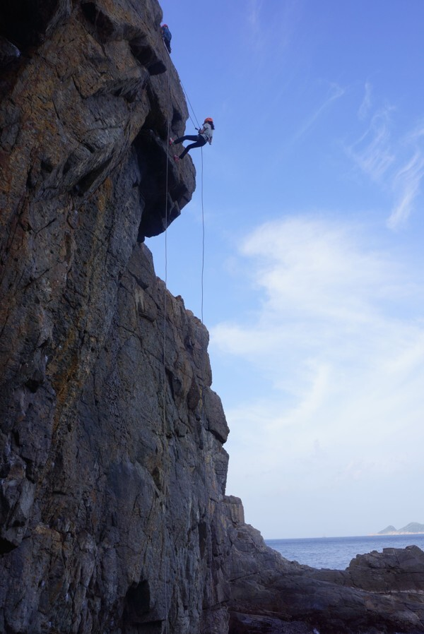 Samuel Ribet says other groups, like rock climbers, should be getting ahead of the issue and thinking of models to contribute to sustainability. Photo: Handout