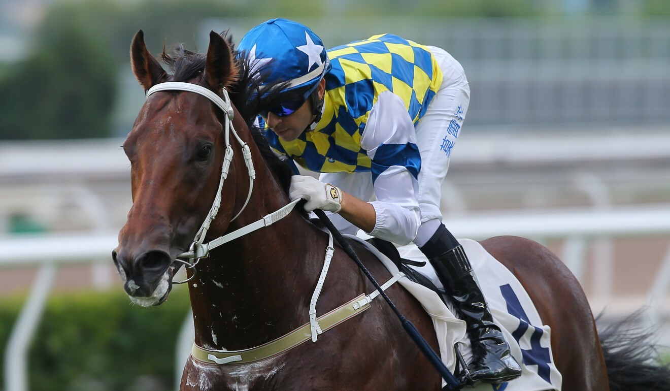 Joao Moreira eases Computer Patch to victory.