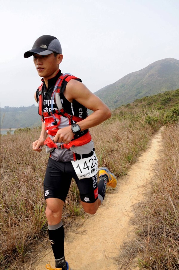 Stone Tsang Siu-keung already takes an active approach to sustainability via his trail maintenance group. Photo: SCMP picture