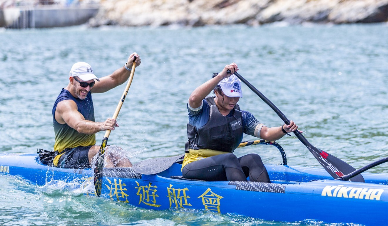 The paddling community was pent up after months of no races due to Covid-19.
