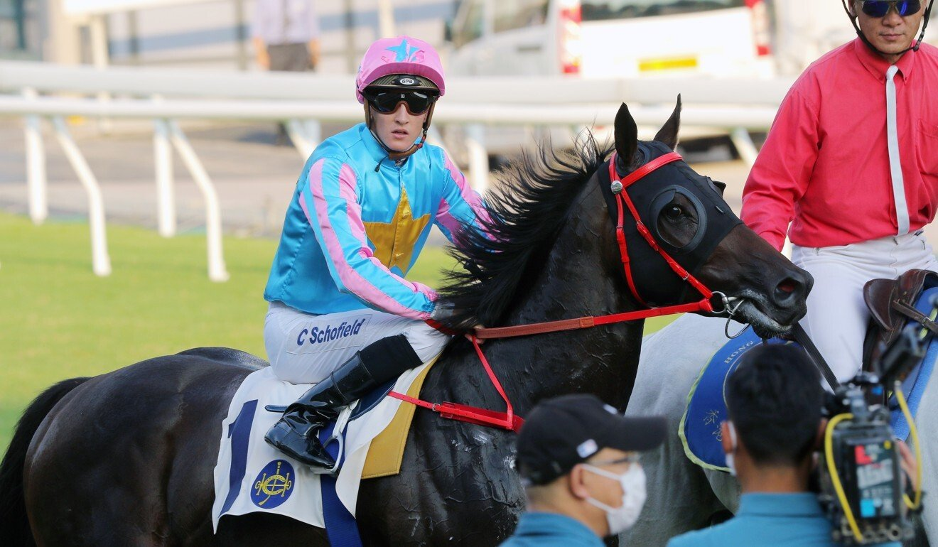Chad Schofield returns on Healthy Happy after winning on Sunday.
