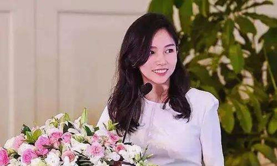 Xie Qirun's love life remains a mystery. Photo: sohu.com