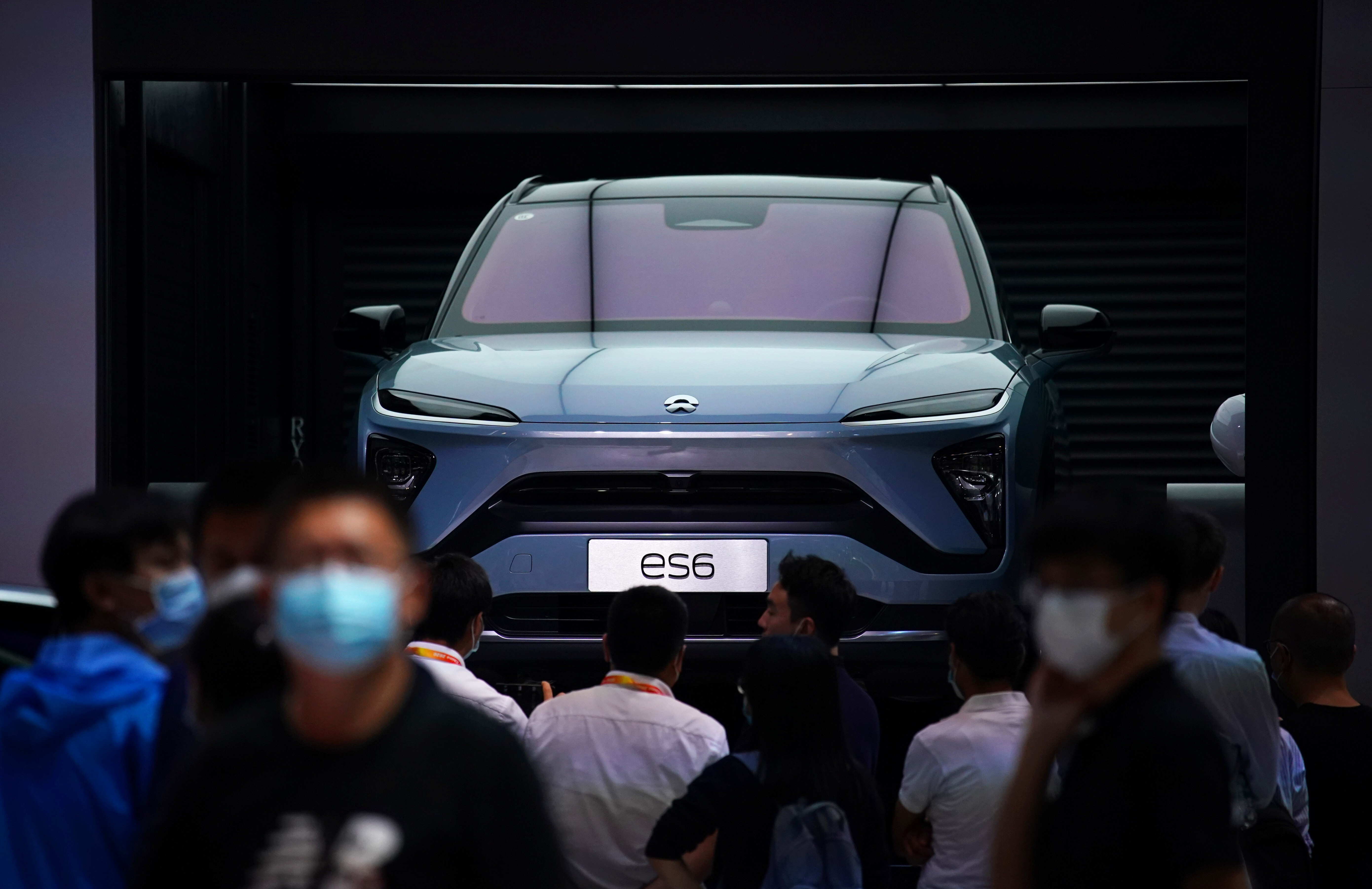 Chinese Electric Car Bellwether Marque Nio Narrows Gap With Tesla In Sign Domestic Rivals Are Gaining Ground On Us Giant South China Morning Post