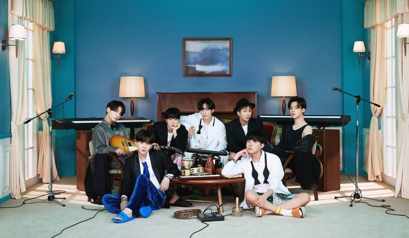 Album BTS BE dirilis bulan ini.