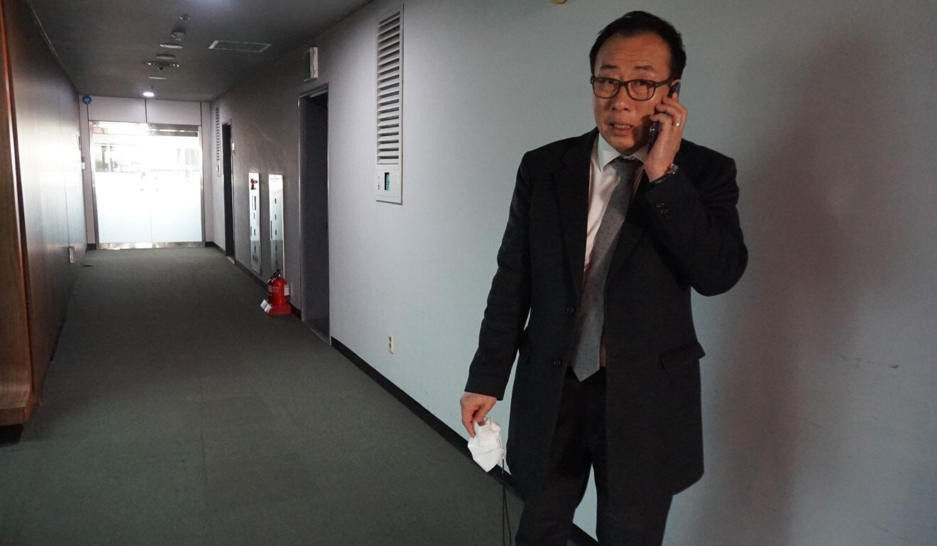 Seok Jun-ho decided to move back to South Korea after living eight years of his American dream. Photo: Handout