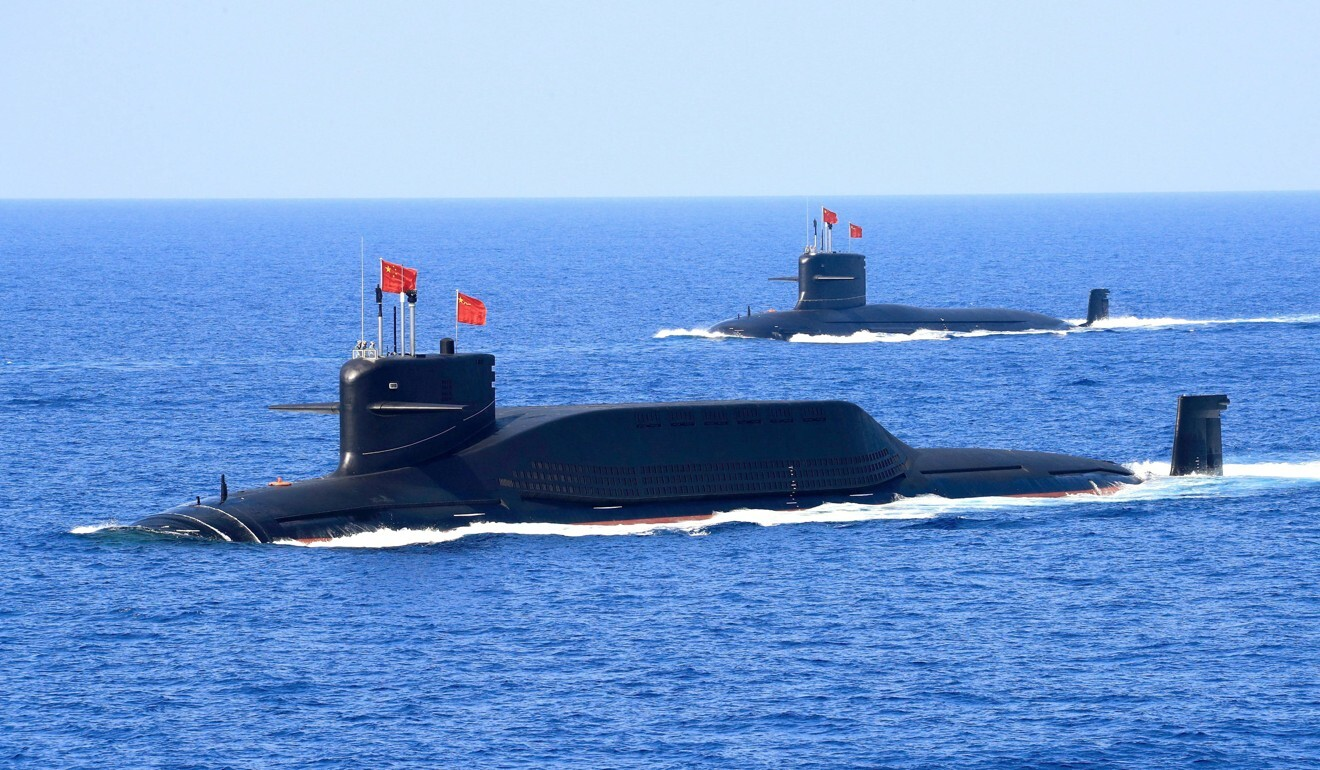 Taiwan's radar system would detect ballistic missiles launched by PLA nuclear submarines from the South China Sea. Photo: Reuters