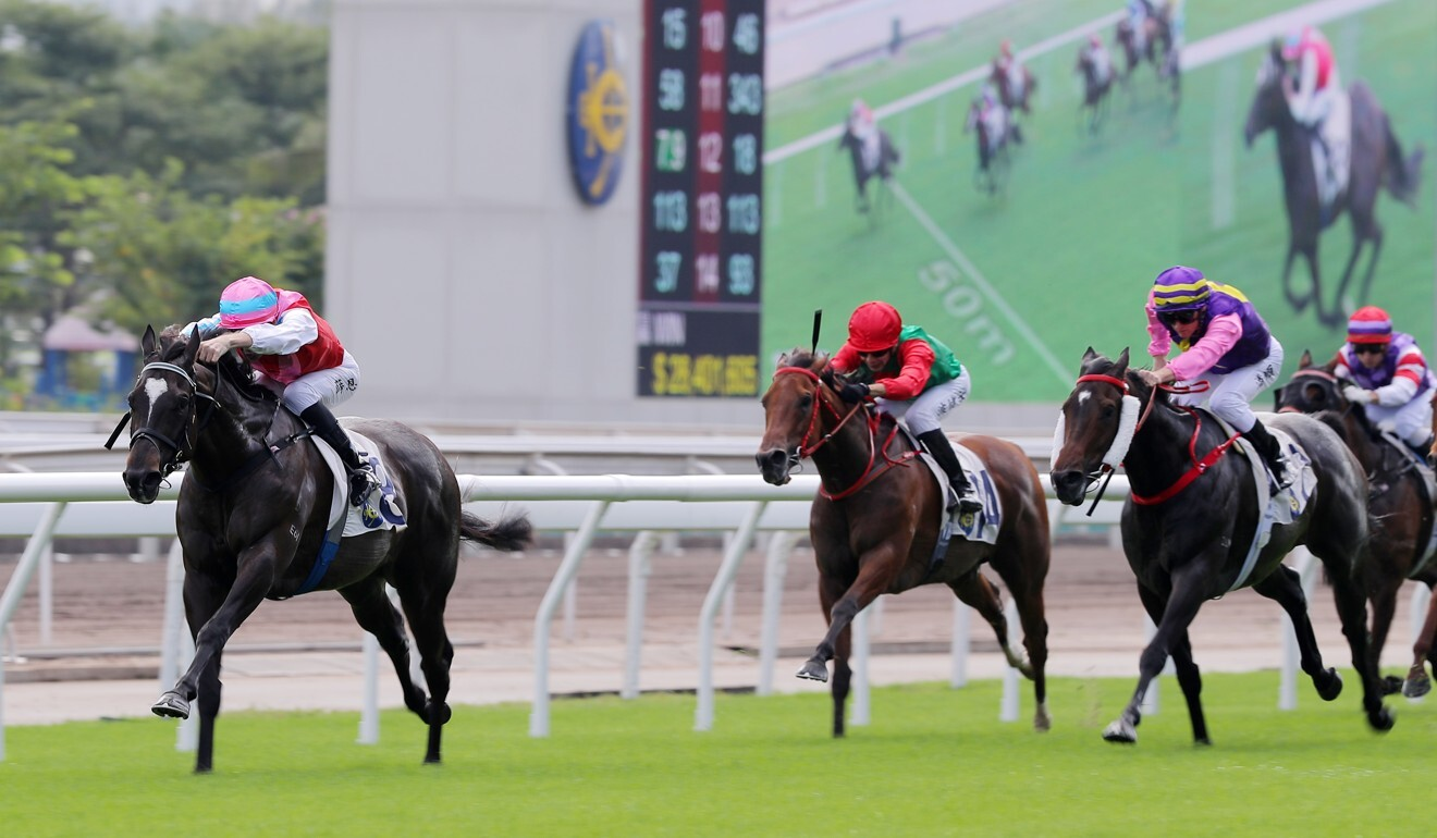 Harmony N Blessed coasts to victory last month.