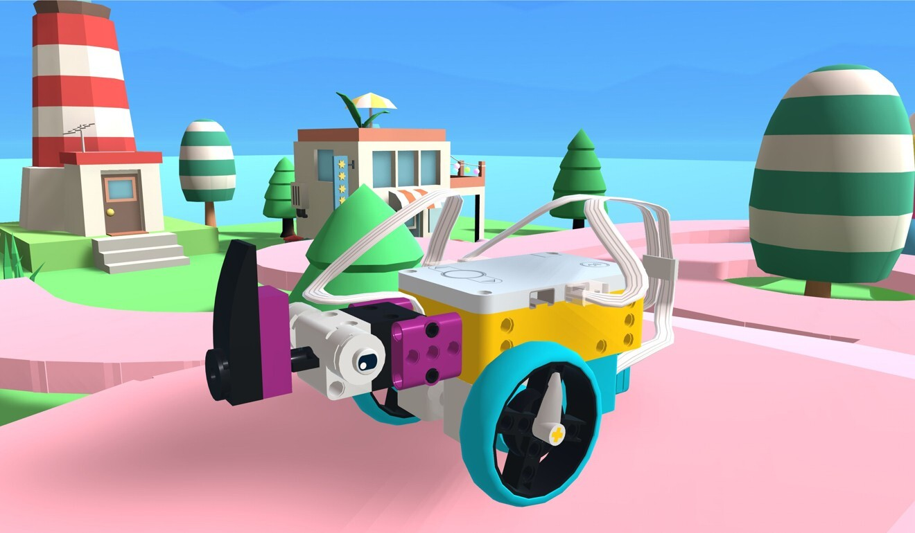 CoderZ, one of the Edventures GBA Fellowship winners, offers online gamified virtual robot simulations to help students learn skills in coding and robotics.