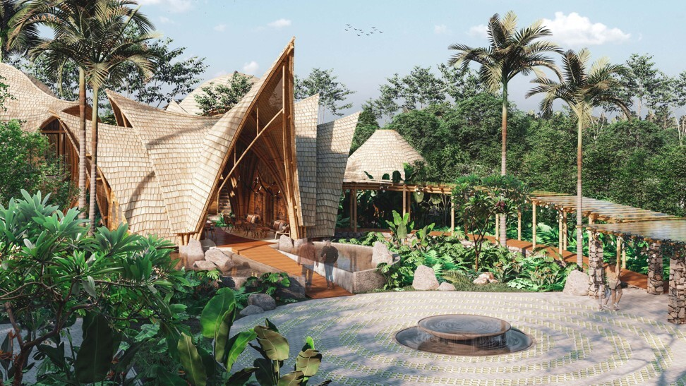 One of the units at Torok Hill Resort, Lombok, by Invest Islands. Photo: handout