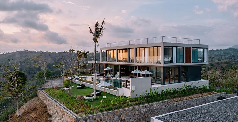 Bespoke villas at Selong Selo Resort & Residences, Lombok. Photo: handout