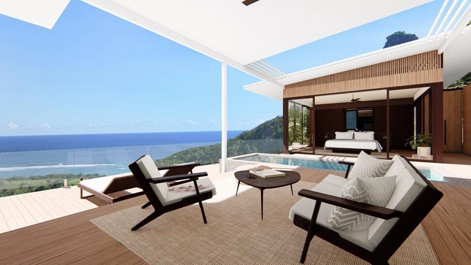 Bespoke villas at Selong Selo Resort & Residences, Lombok. Photo handout