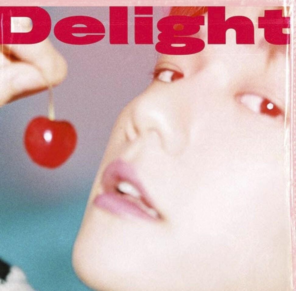 Gambar sampul untuk Delight oleh Baekhyun.