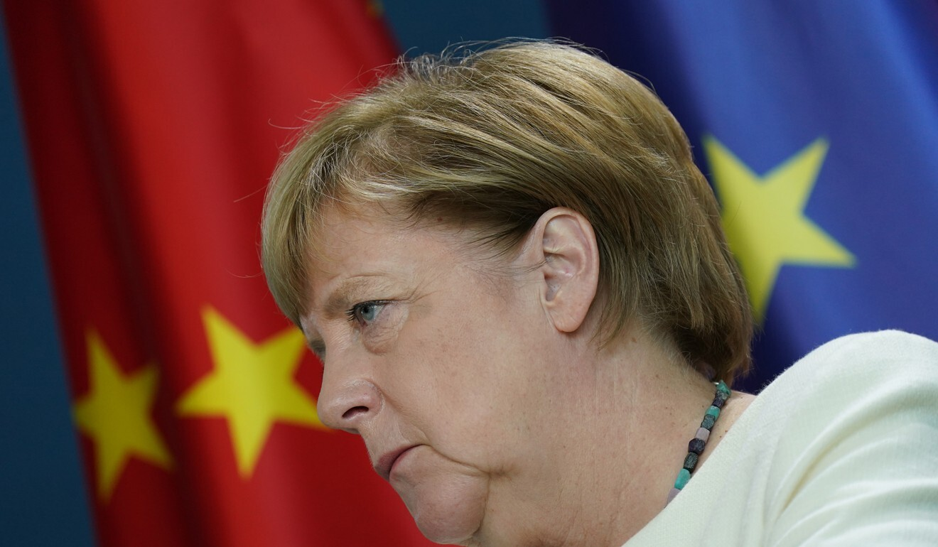 German Chancellor Angela Merkel will join the call. Photo: Getty Images