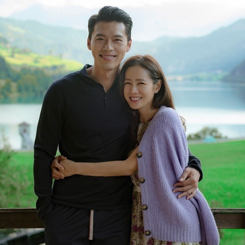 Hyun Bin And Son Ye Jin Relationship Timeline Before Crash Landing On You K Drama S Riri Couple Were Spotted Together At Pifan On Holiday In La And Appeared In Korean Movie The Negotiation