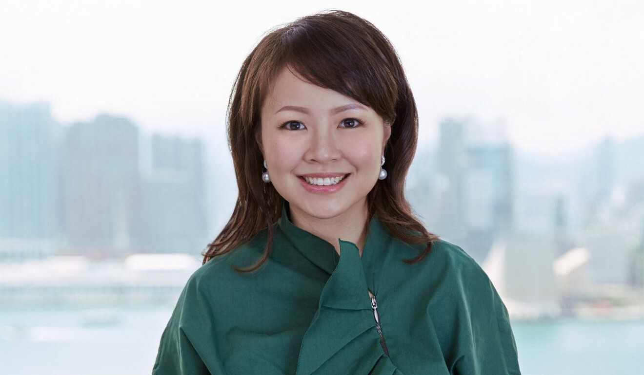 Jennifer Yu Cheng, deputy vice-chairwoman of CTF Education Group, has founded a charity for girls. Photo: Handout