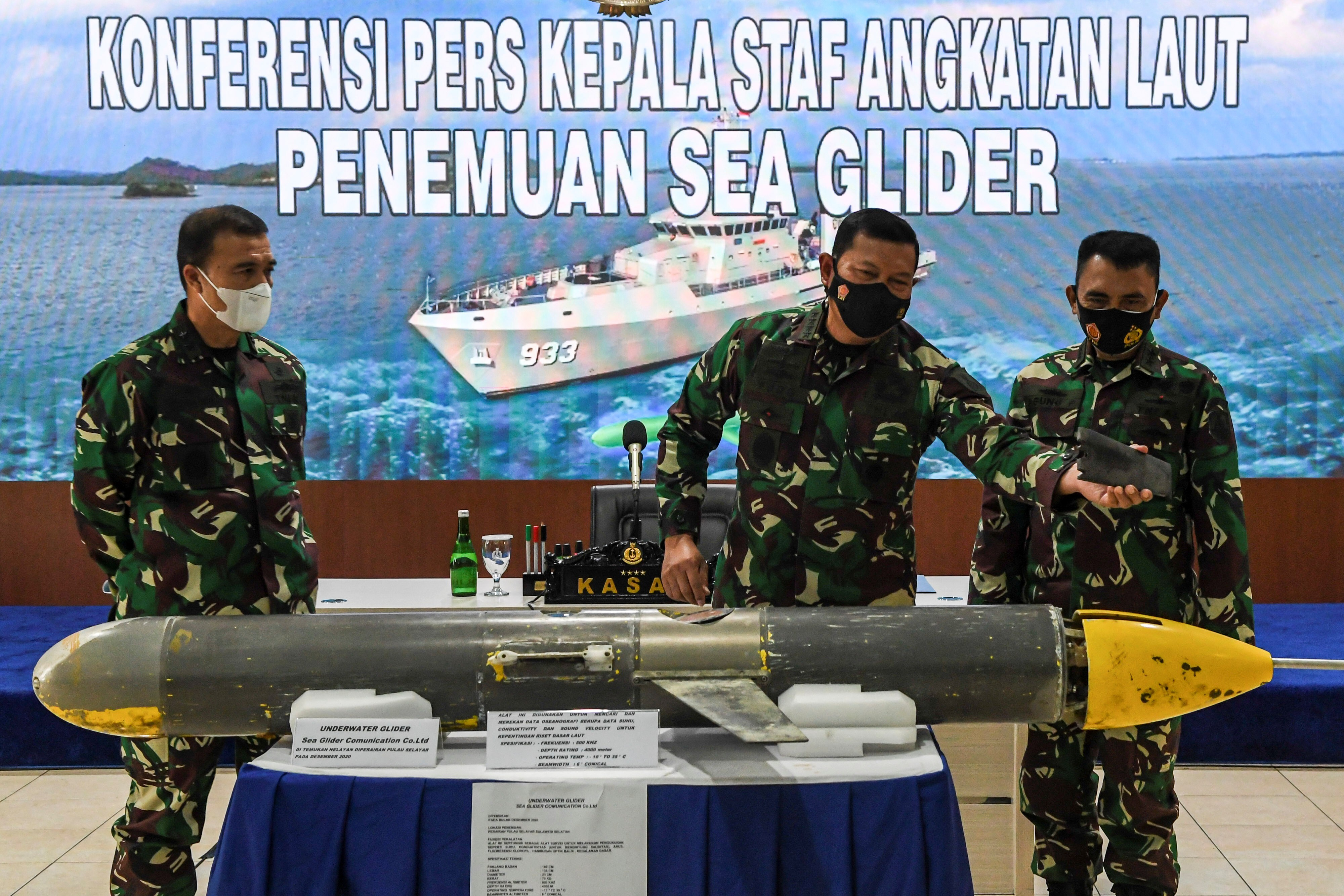 China's underwater drones seized in Indonesia expose tech, routes and  potential submarine plans   South China Morning Post