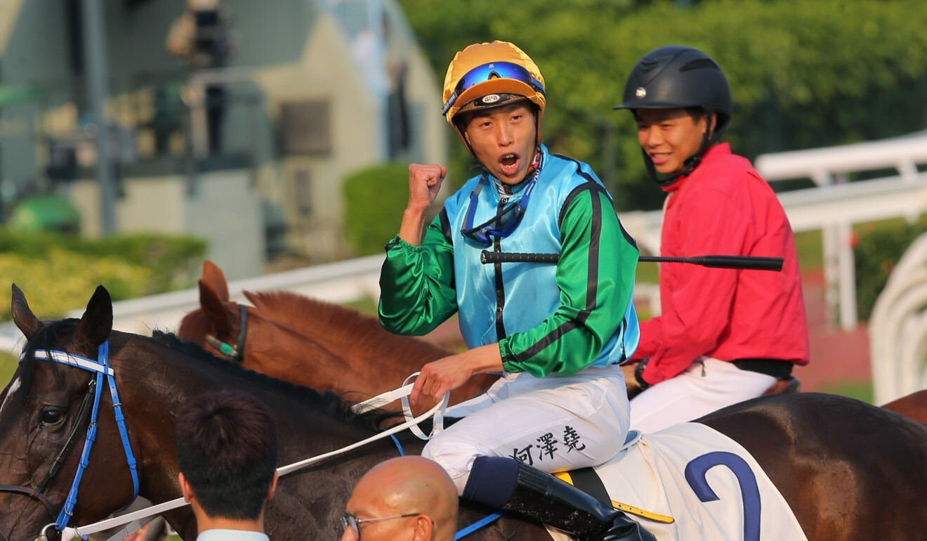 Vincent Ho returns aboard Rise High after beating Beauty Generation in 2019.
