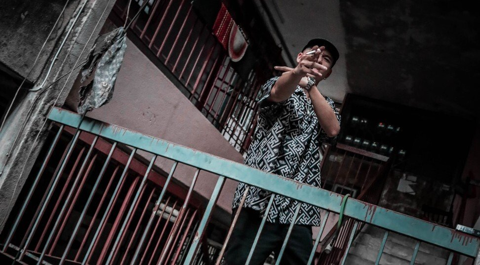 Dato' Maw is a Penang-born Malaysian Chinese rapper. Photo: courtesy of Dato' Maw