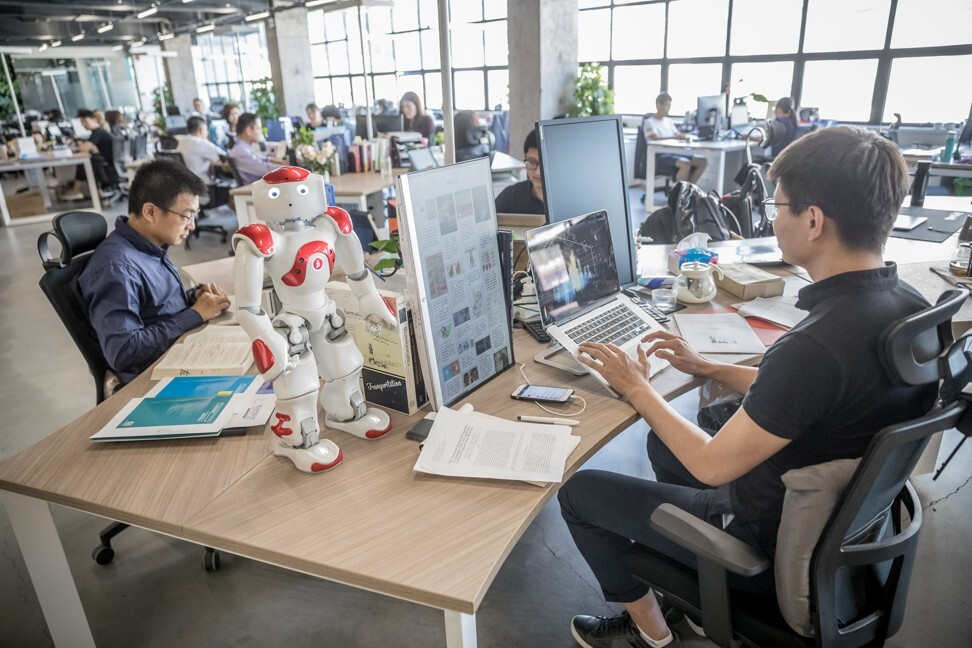 China's grinding labour culture has recently come under fire online. Photo: Getty Images