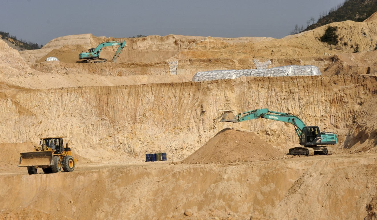 Beijing's curbs on exporting rare earths have been the subject of challenges at the World Trade Organization. Photo: AP