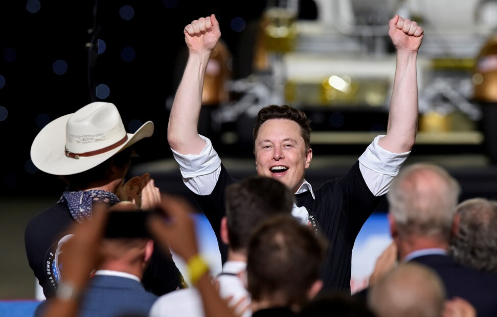 Elon Musk is the world's wealthiest centibillionaire. Photo: Reuters
