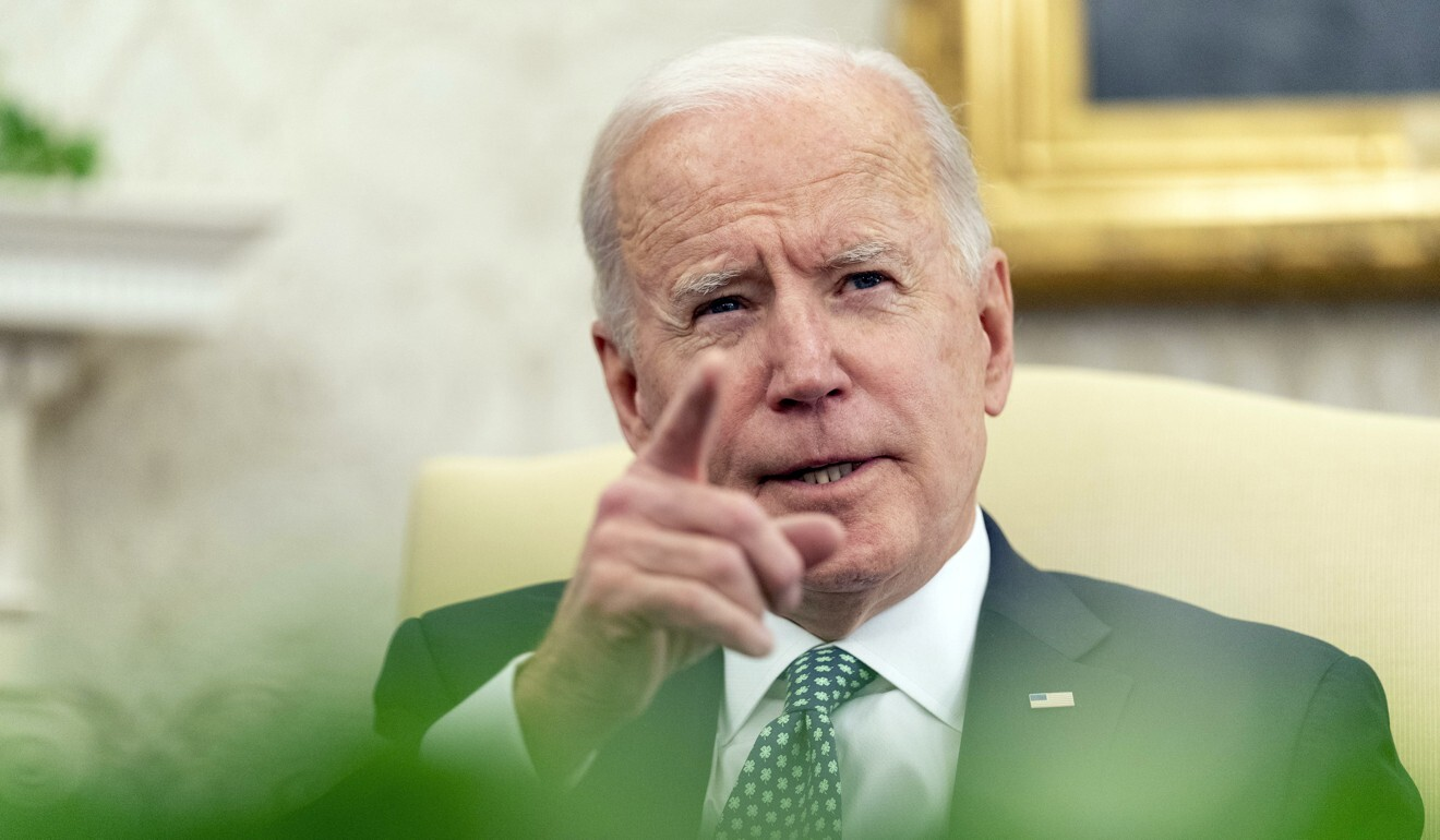 US President Joe Biden's administration realises it has its own dirty laundry in Yemen and has been quietly putting pressure on Riyadh to end the war. Photo: AP