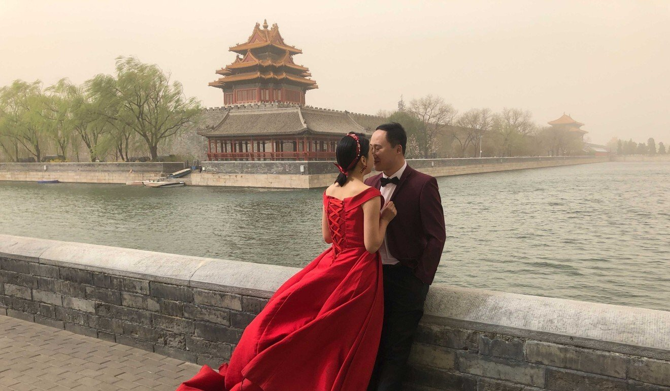 The institution of marriage is being fundamentally re-examined in China. Photo: AP
