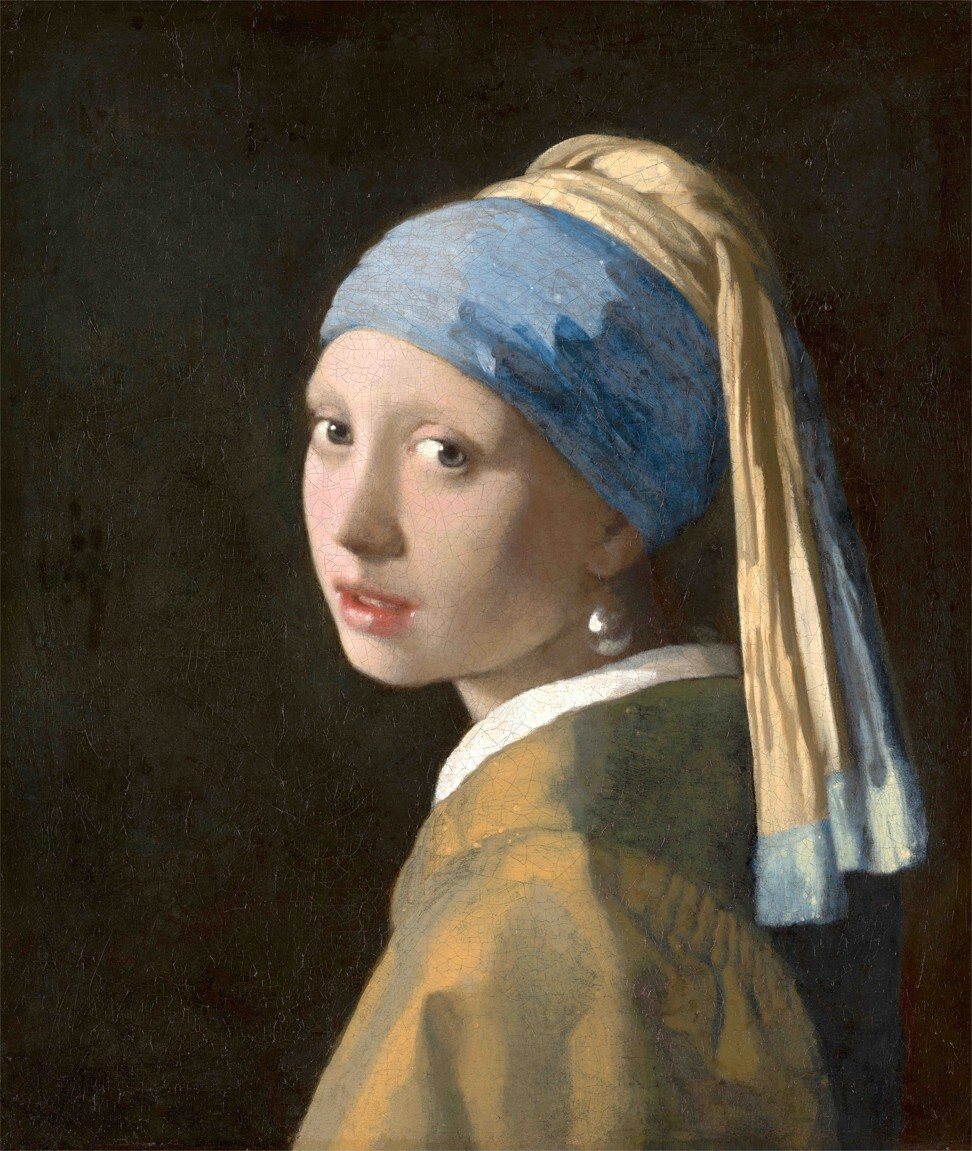 The Girl with the Pearl Earring by Vermeer offered no scope for an aroma.
