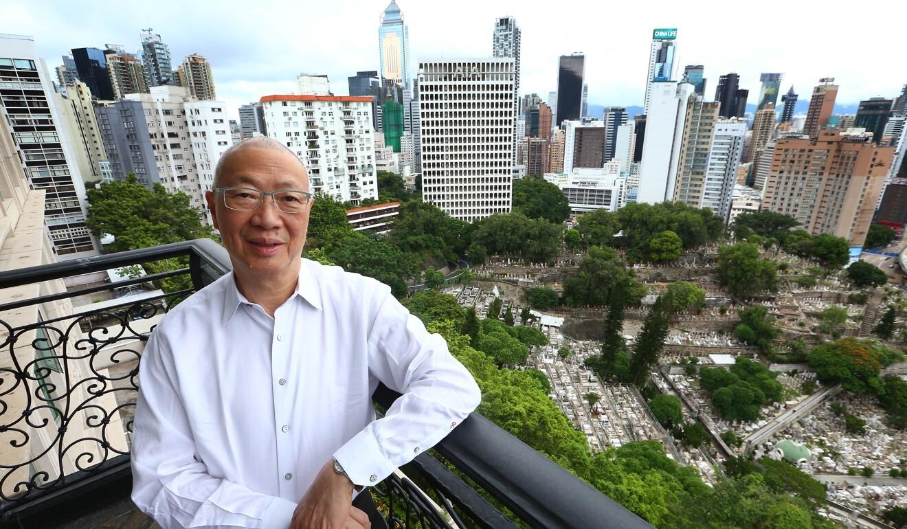 Hong Kong racehorse owner Koo Ming-kown.