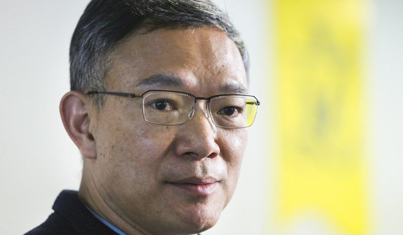 Paul Tse, chairman of the Legco Committee on Rules of Procedure. Photo: Sam Tsang