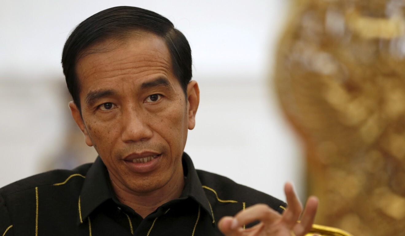 Indonesian President Joko Widodo Photo Reuters