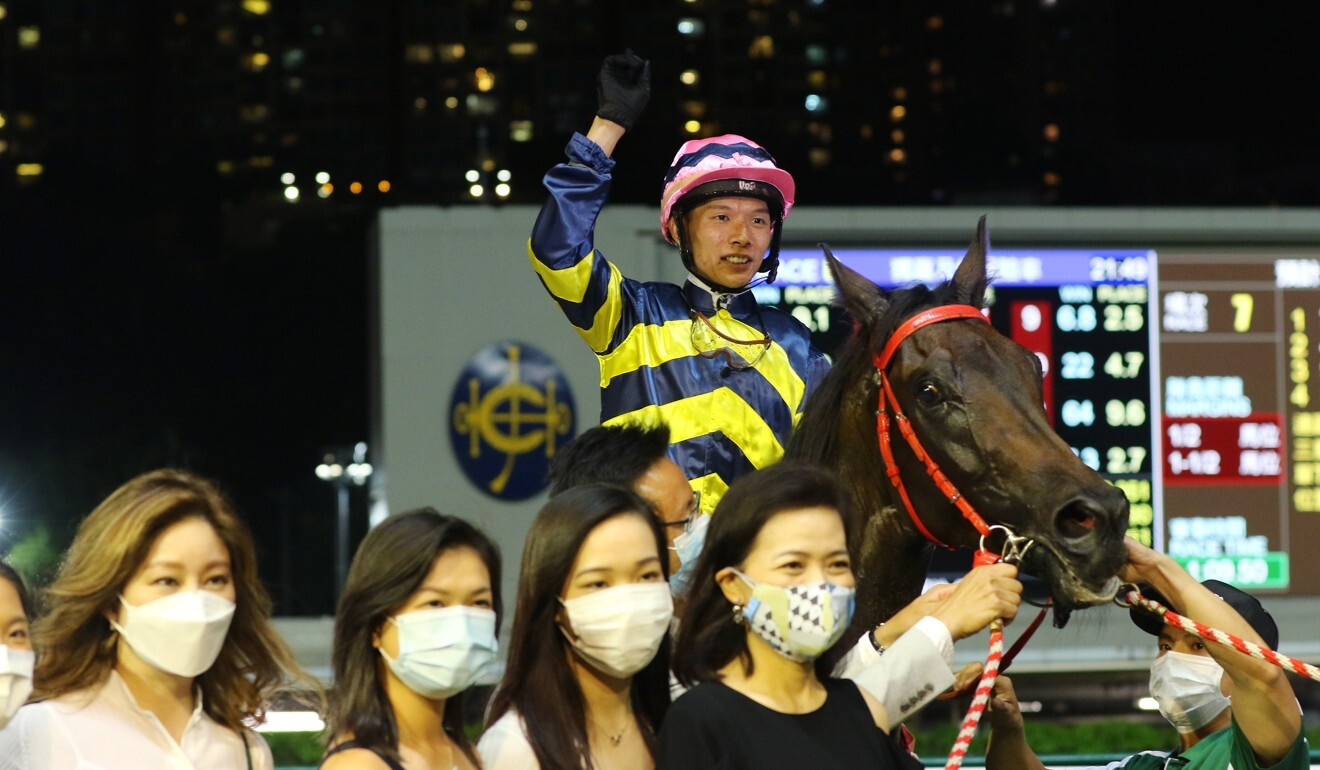 Victor Wong hopes to reinvigorate his career.