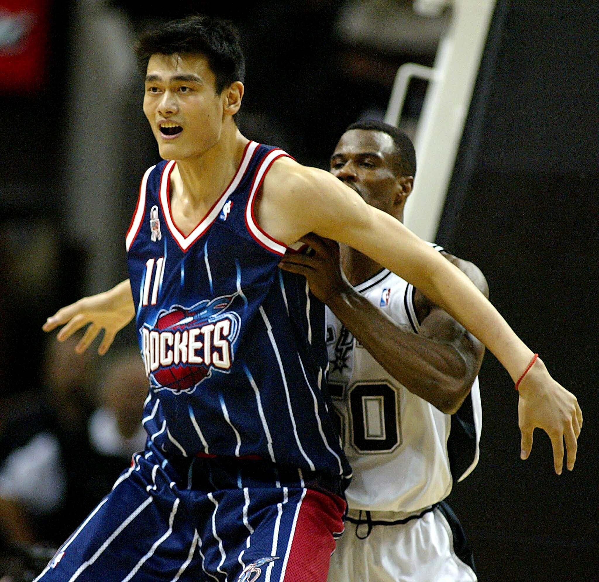 Nba yao ming Yao Ming
