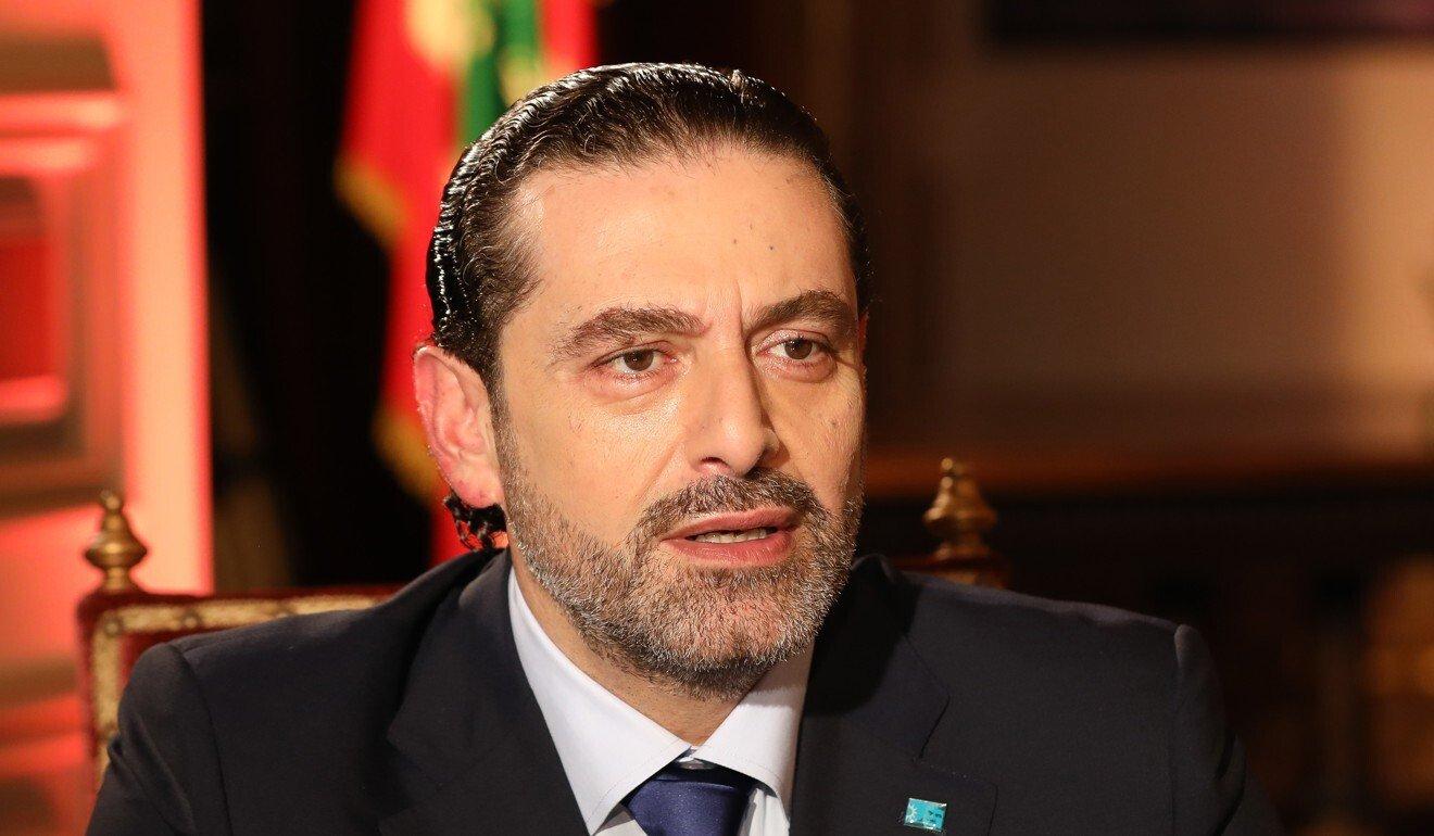 Saad Hariri. Photo: Dalati & Nohra/DPA