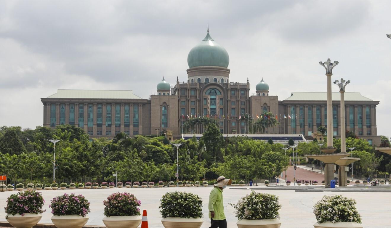 The Prime Minister Office in Putrajaya, outside Kuala Lumpur. Photo: EPA-EFE