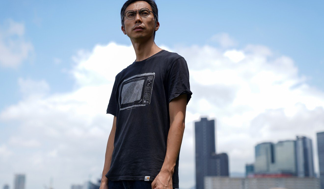 Documentary filmmaker Kiwi Chow. Photo: Reuters