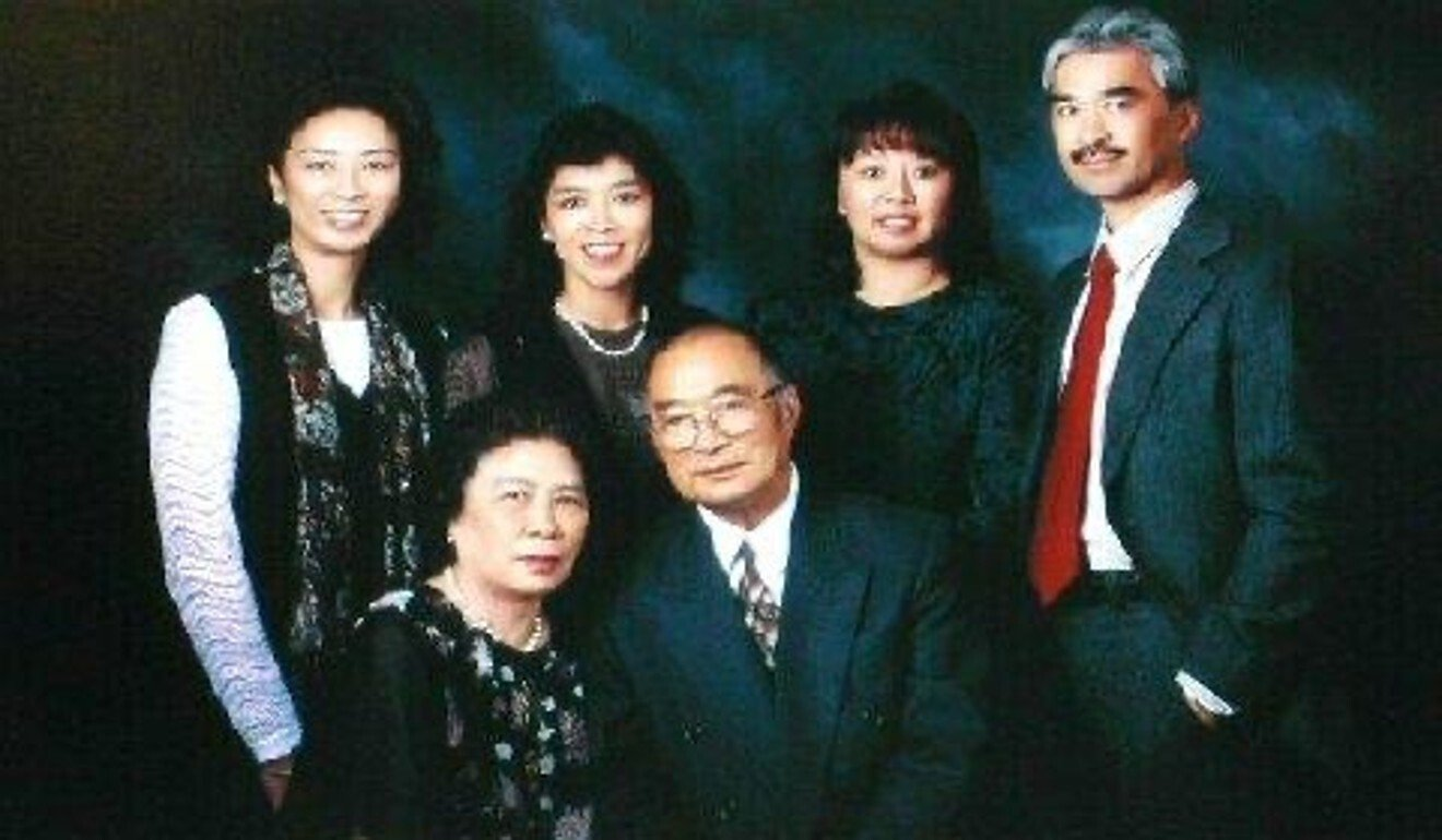 An undated portrait of the Ong family: seated, Oy Yee-gum and Harry Ong Sr; standing (from left), Betty, Gloria, Cathie and Harry Jr. Photo: Cathie Ong-Herrera