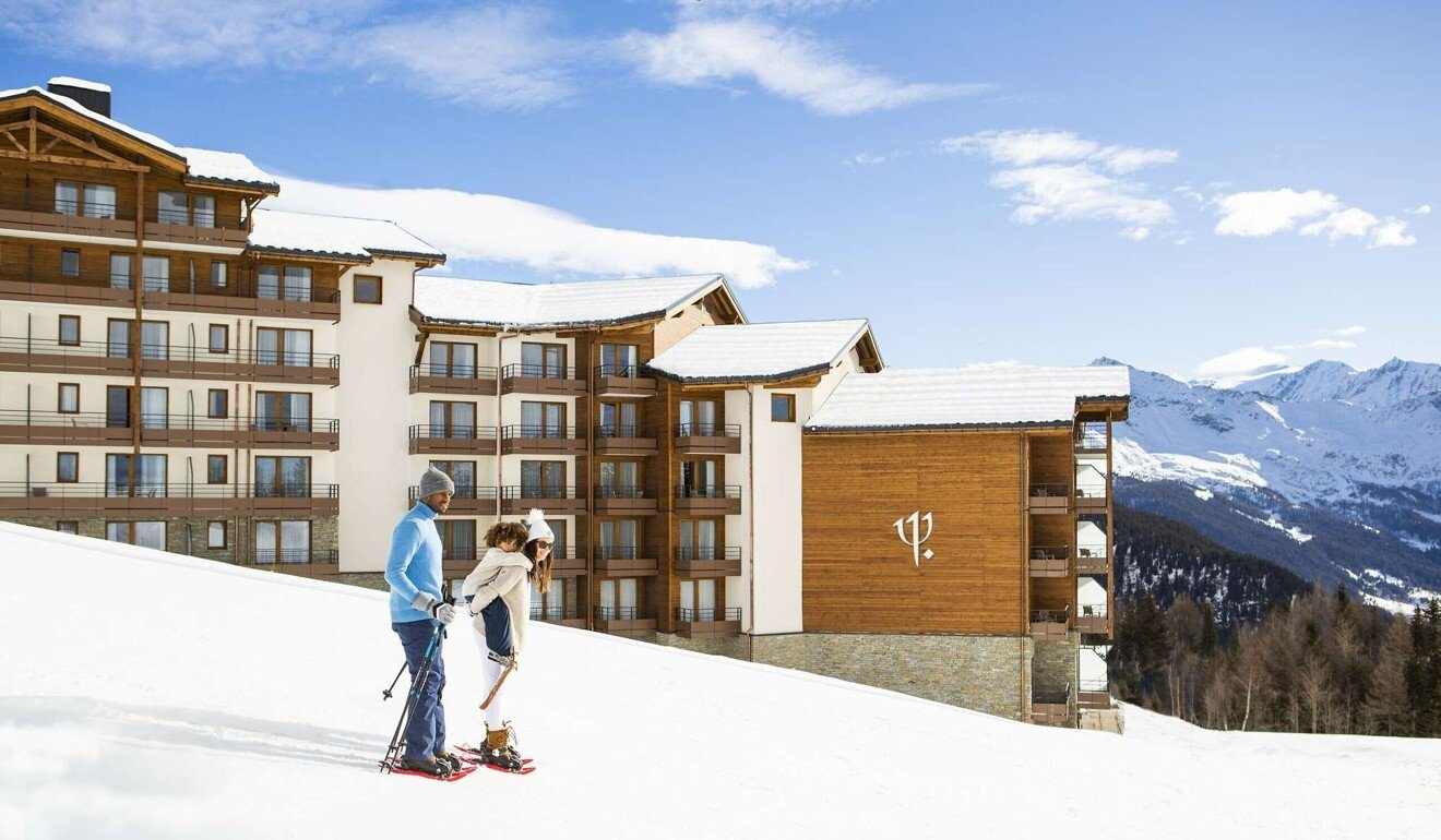 Club Med opened its La Rosiere resort in France in December. Photo: Handout