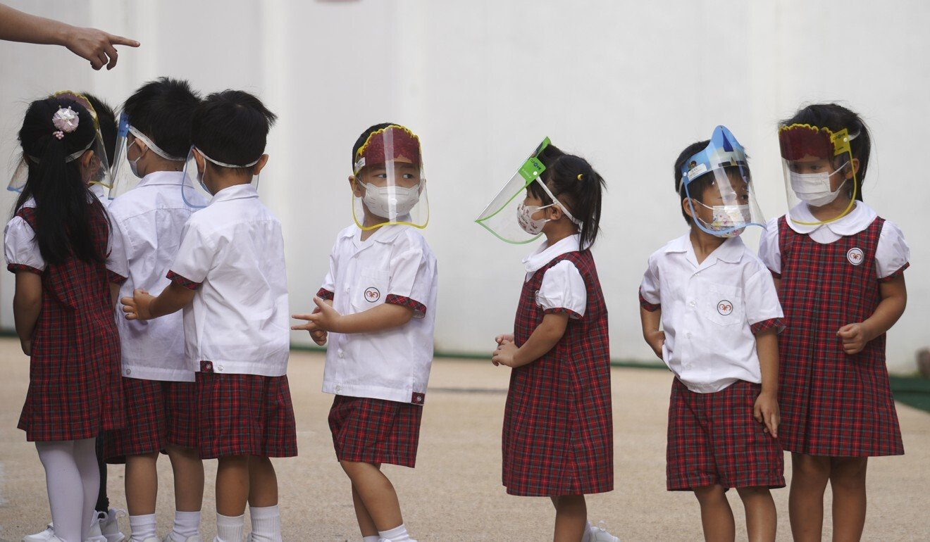 Some schools and kindergartens have opted not to raise fees amid the uncertainty of the coronavirus pandemic. Photo: Winson Wong