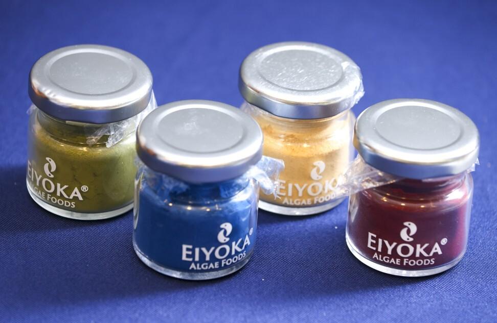 Geb Impact has launched Eiyoka Algae Foods to showcase proof-of-concept products incorporating microalgae. Photo: Dickson Lee