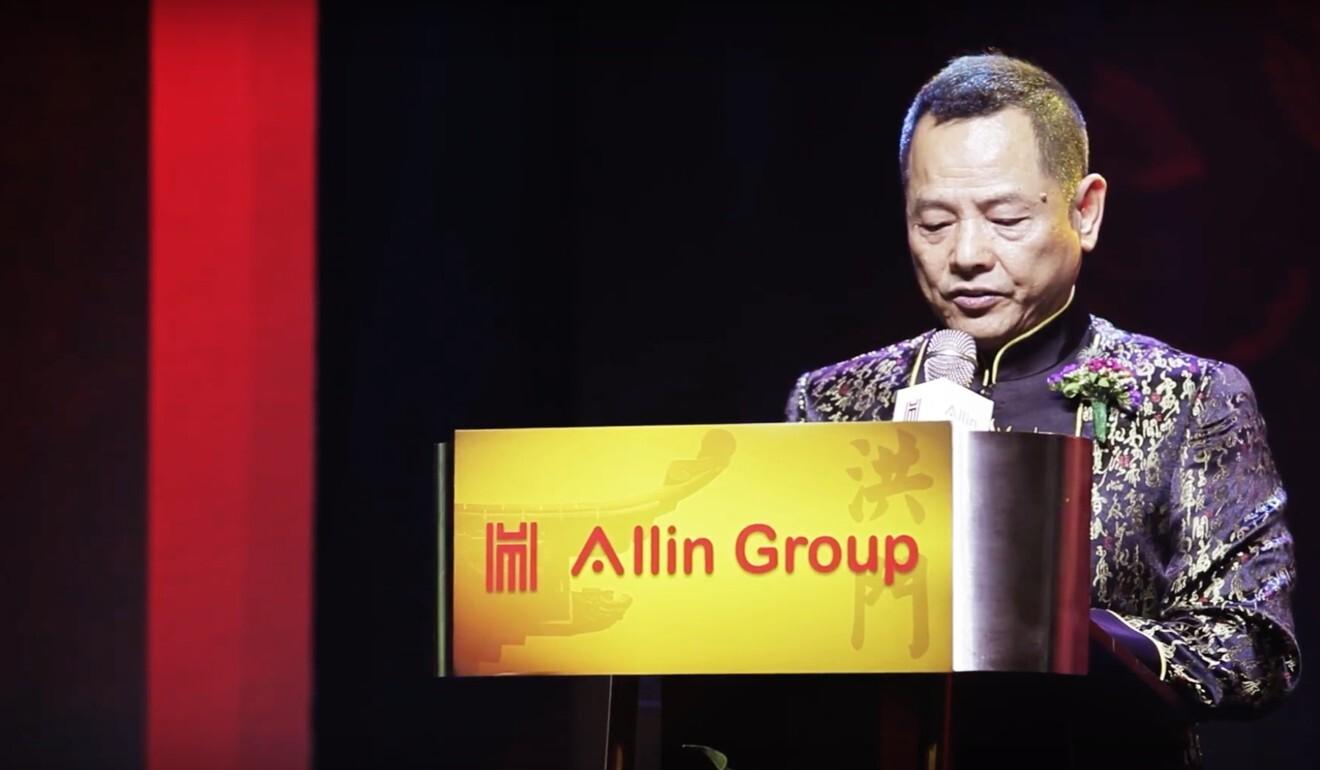 Former Macau gangster 'Broken Tooth' Wan Kuok-koi. Photo: SCMP